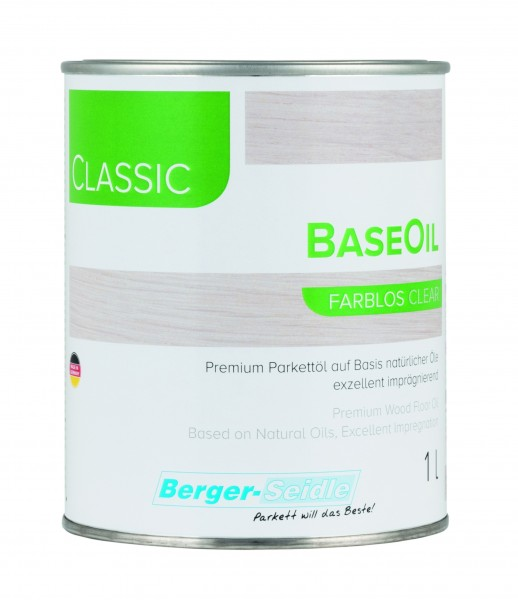 Berger-Seidle - Classic BaseOil - farblos